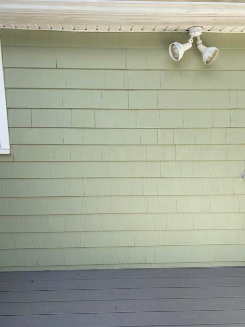 handyman exterior painting service after picture
