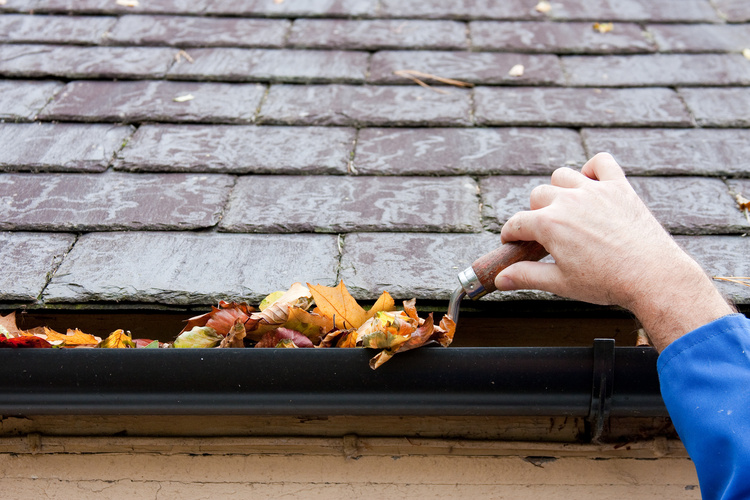 Gutter Cleaning North Providence RI